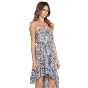 🎀 3 FOR $60 • Free People • Asymmetrical Dress
